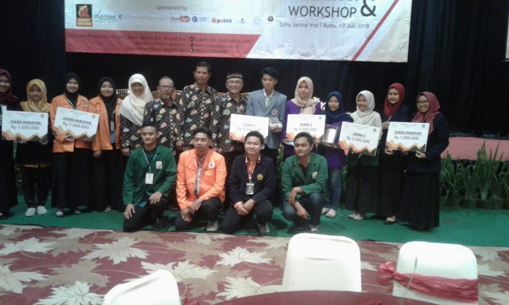 Hasil Karya Finalis LKTI 2019